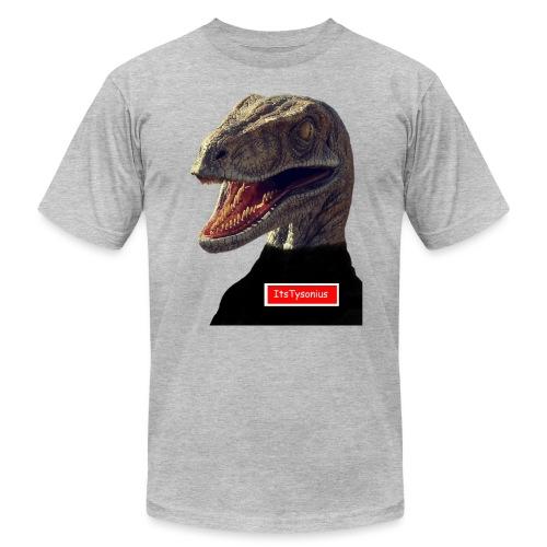 The ItsTysonius Logo - Unisex Jersey T-Shirt by Bella + Canvas