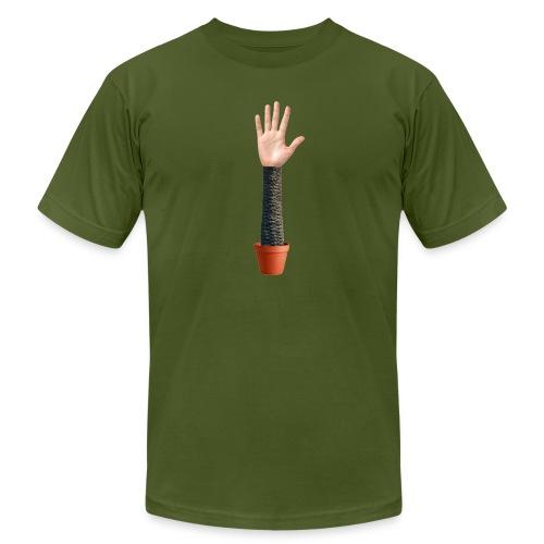 'Palm' Tree - Men's  Jersey T-Shirt
