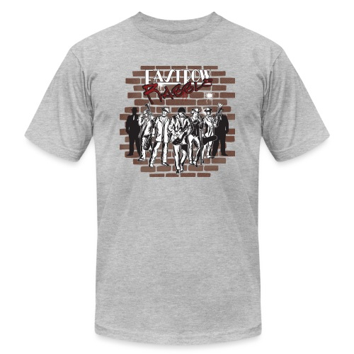 East Row Rabble - Unisex Jersey T-Shirt by Bella + Canvas