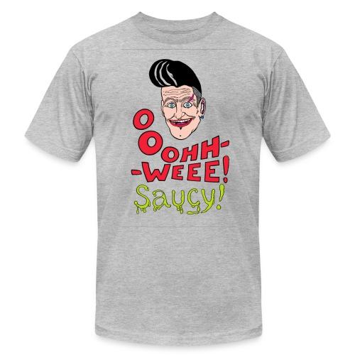 Jubilant classic hipster - Men's  Jersey T-Shirt