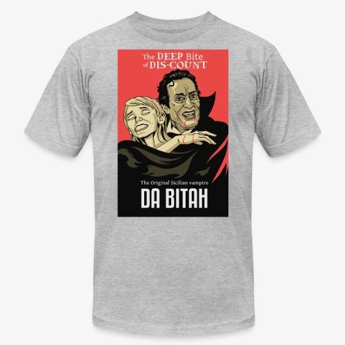 DA BITAH shirt - Unisex Jersey T-Shirt by Bella + Canvas