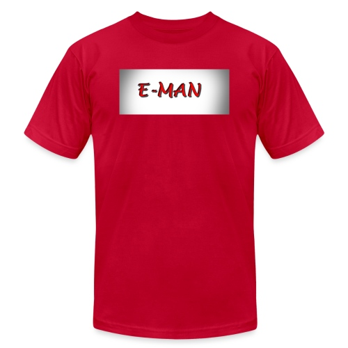 E-MAN - Men's Jersey T-Shirt