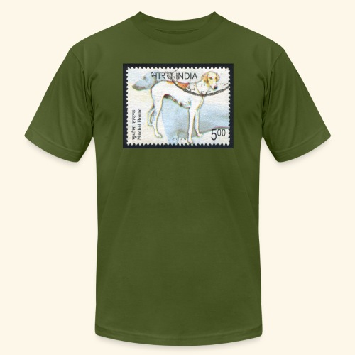 India - Mudhol Hound - Unisex Jersey T-Shirt by Bella + Canvas