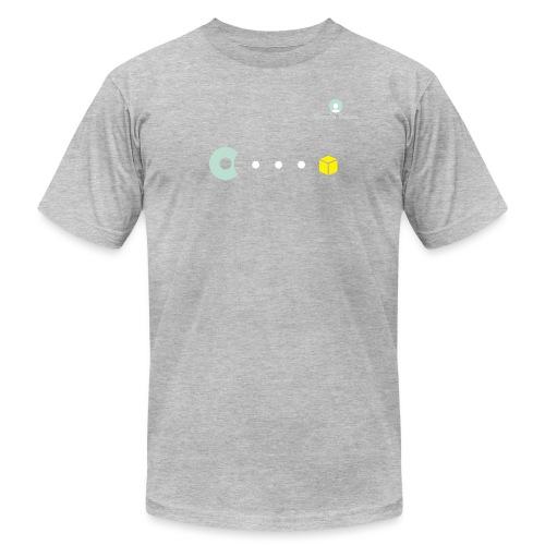 SimpleToken Pacman by Titus - Men's Jersey T-Shirt
