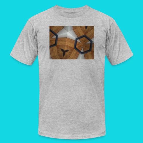 Kaleidoscope - Unisex Jersey T-Shirt by Bella + Canvas