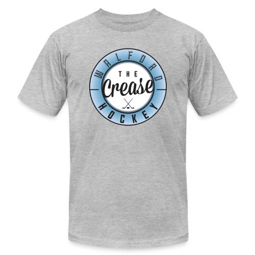 The Crease - Unisex Jersey T-Shirt by Bella + Canvas