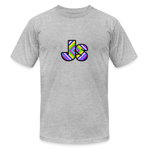 JsClanLogo2 - Unisex Jersey T-Shirt by Bella + Canvas