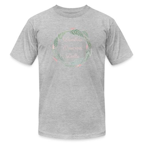 LOD Flower Wreath 1 - Men's  Jersey T-Shirt