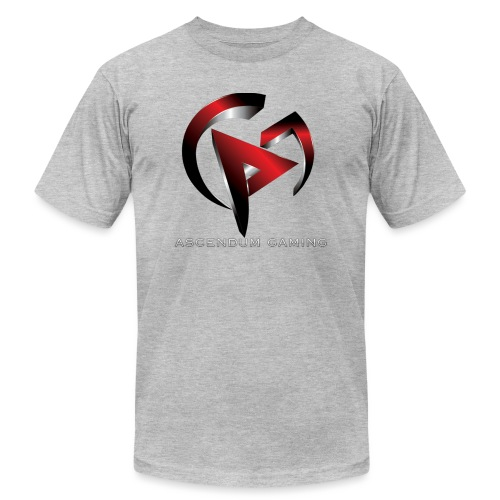 Ascendum Gaming Logo - Unisex Jersey T-Shirt by Bella + Canvas