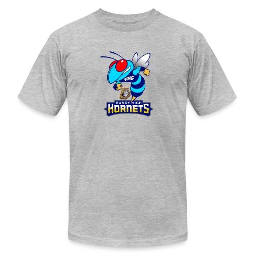 Hornets FINAL - Unisex Jersey T-Shirt by Bella + Canvas