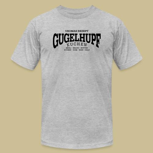 Gugelhupf (black) - Unisex Jersey T-Shirt by Bella + Canvas