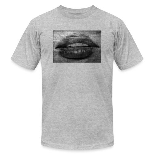 Blurry Lips - Men's Jersey T-Shirt
