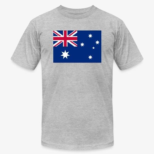 Bradys Auzzie prints - Unisex Jersey T-Shirt by Bella + Canvas