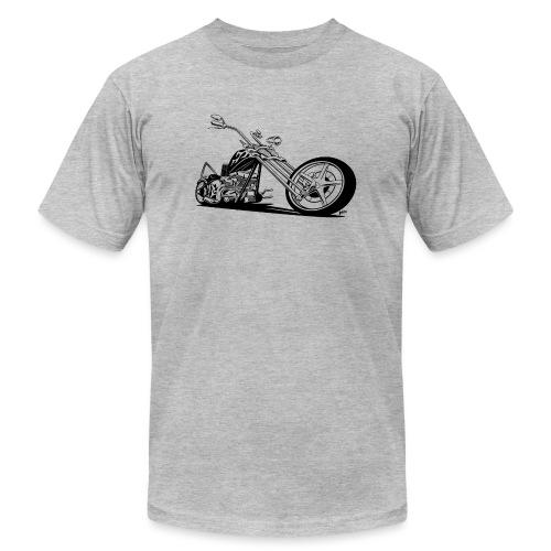 Custom American Chopper Motorcycle - Men's Jersey T-Shirt