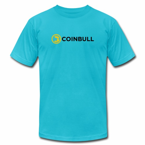 Coinbull - Unisex Jersey T-Shirt by Bella + Canvas