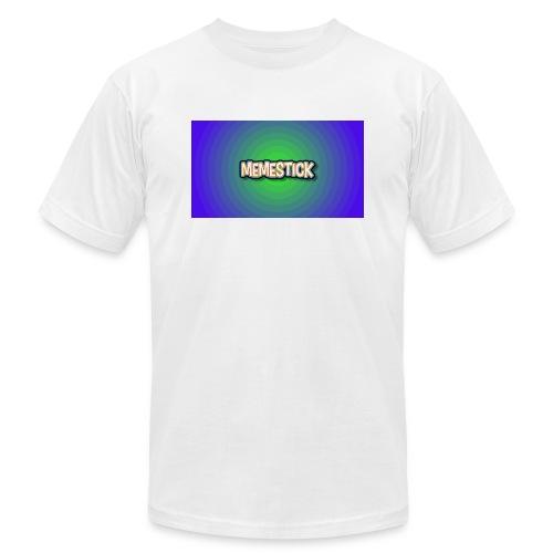 memestick symbol - Men's  Jersey T-Shirt