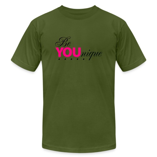 Be Unique Be You Just Be You - Men's  Jersey T-Shirt