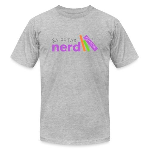 Sales Tax Nerd - Unisex Jersey T-Shirt by Bella + Canvas