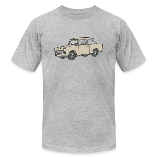 Trabant (papyrus car) - Unisex Jersey T-Shirt by Bella + Canvas