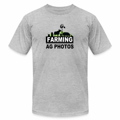 Farming Ag Photos - Unisex Jersey T-Shirt by Bella + Canvas