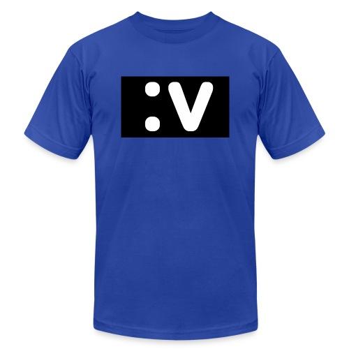 LBV side face Merch - Men's Jersey T-Shirt
