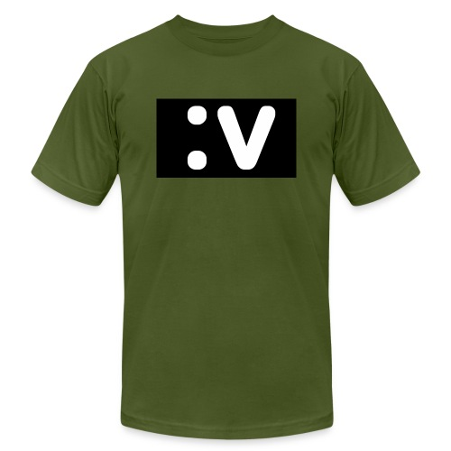 LBV side face Merch - Men's Jersey T-Shirt