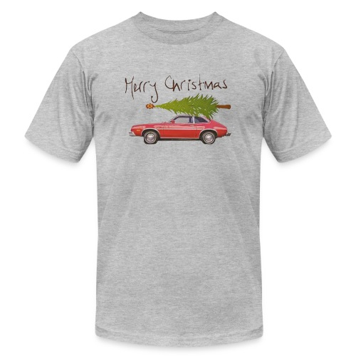 Ford Pinto Merry Christmas - Men's  Jersey T-Shirt