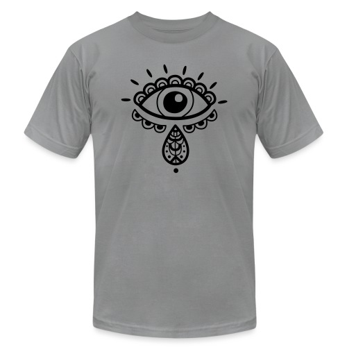 Cosmos 'Teardrop' - Unisex Jersey T-Shirt by Bella + Canvas