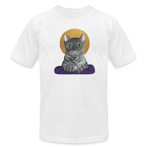 Lord Catpernicus - Unisex Jersey T-Shirt by Bella + Canvas