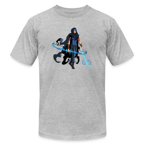 lq8 png - Unisex Jersey T-Shirt by Bella + Canvas