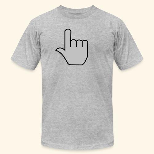 click - Men's Jersey T-Shirt