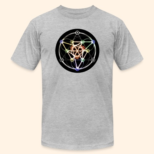 Classic Alchemical Cycle - Unisex Jersey T-Shirt by Bella + Canvas