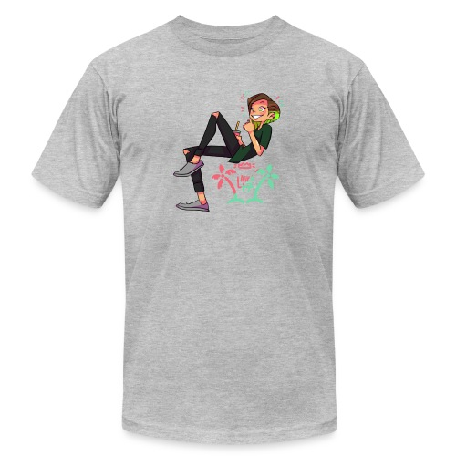 Yo - Men's  Jersey T-Shirt