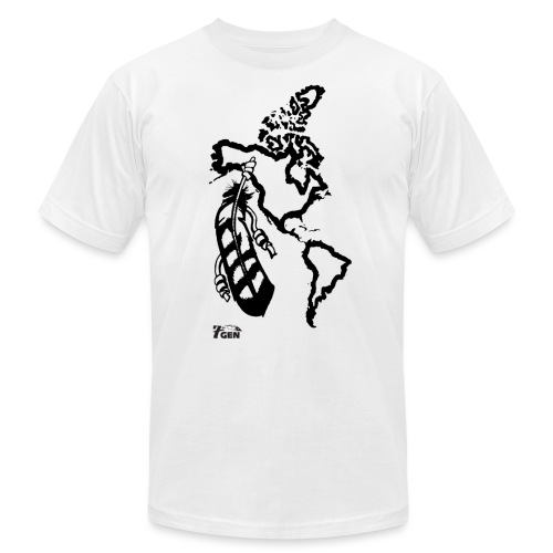 NativeLand - 7thGen - Men's Jersey T-Shirt