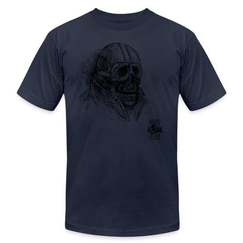 Unhead - Unisex Jersey T-Shirt by Bella + Canvas