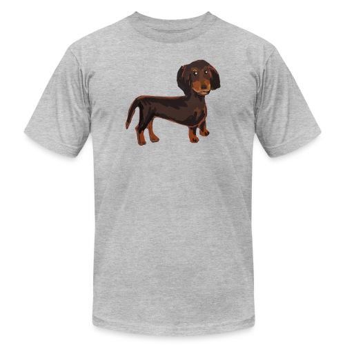 Sun Kissed Kid Official Daschund - Men's  Jersey T-Shirt