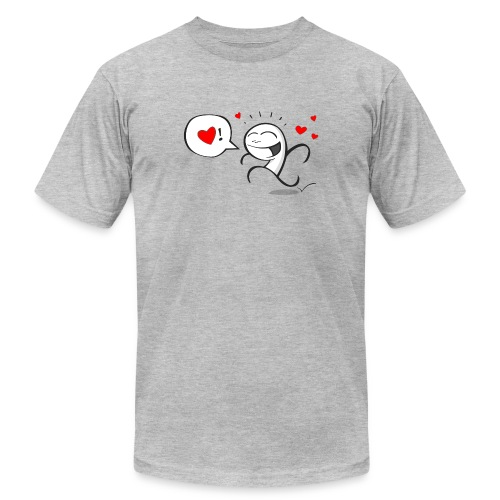 Wherever you go, go with all your heart - Men's  Jersey T-Shirt