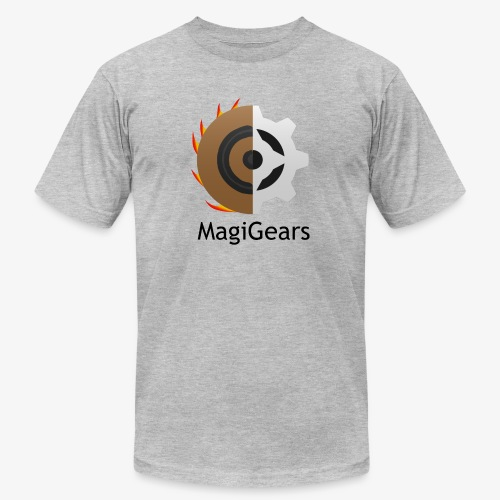 MagiGears - Unisex Jersey T-Shirt by Bella + Canvas