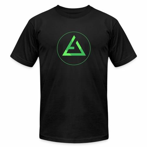 crypto logo branding - Unisex Jersey T-Shirt by Bella + Canvas