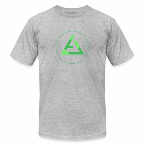 crypto logo branding - Men's Jersey T-Shirt