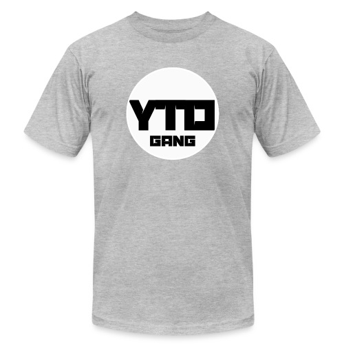 ytd logo - Men's  Jersey T-Shirt
