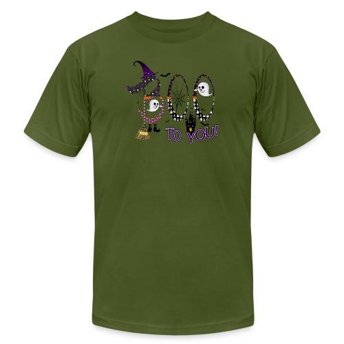 Halloween Boo To You - Men's Jersey T-Shirt