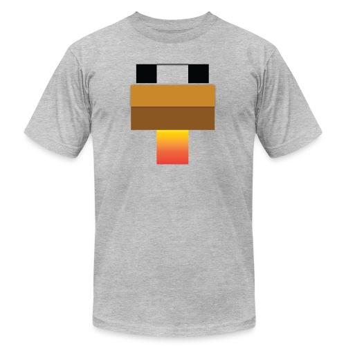 chicken Head - Men's  Jersey T-Shirt