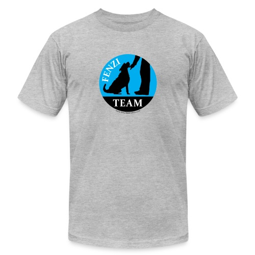 FENZITEAM Logo W - NOT FOR BLACK - Men's  Jersey T-Shirt