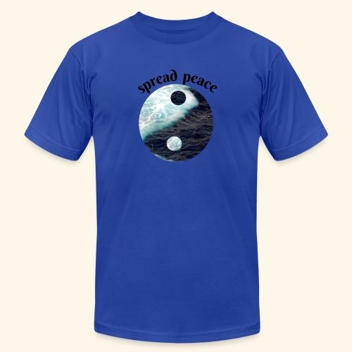 spread peace - Men's Jersey T-Shirt