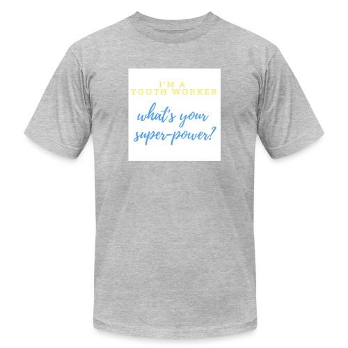 Super Hero - Men's  Jersey T-Shirt