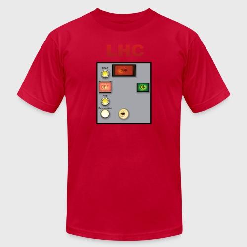 LHC Large Hadron Collider - Men's Jersey T-Shirt