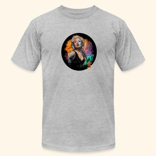Marilyn Monroe - Unisex Jersey T-Shirt by Bella + Canvas