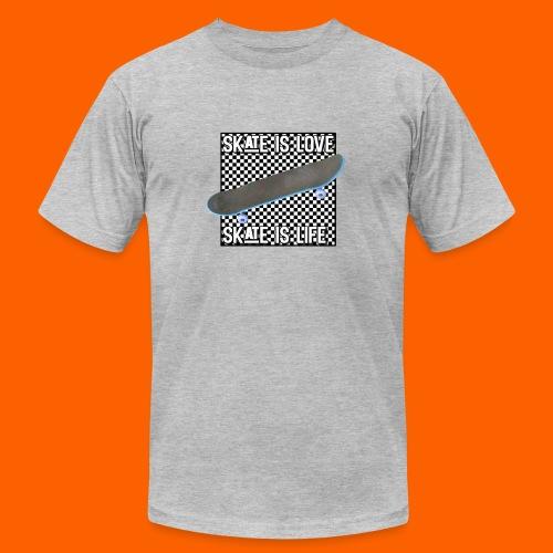 SK8 is Love - Men's  Jersey T-Shirt
