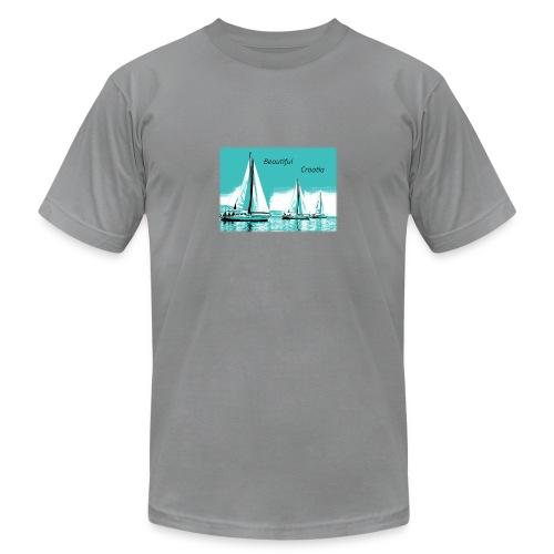 Beautiful Croatia - Men's Jersey T-Shirt